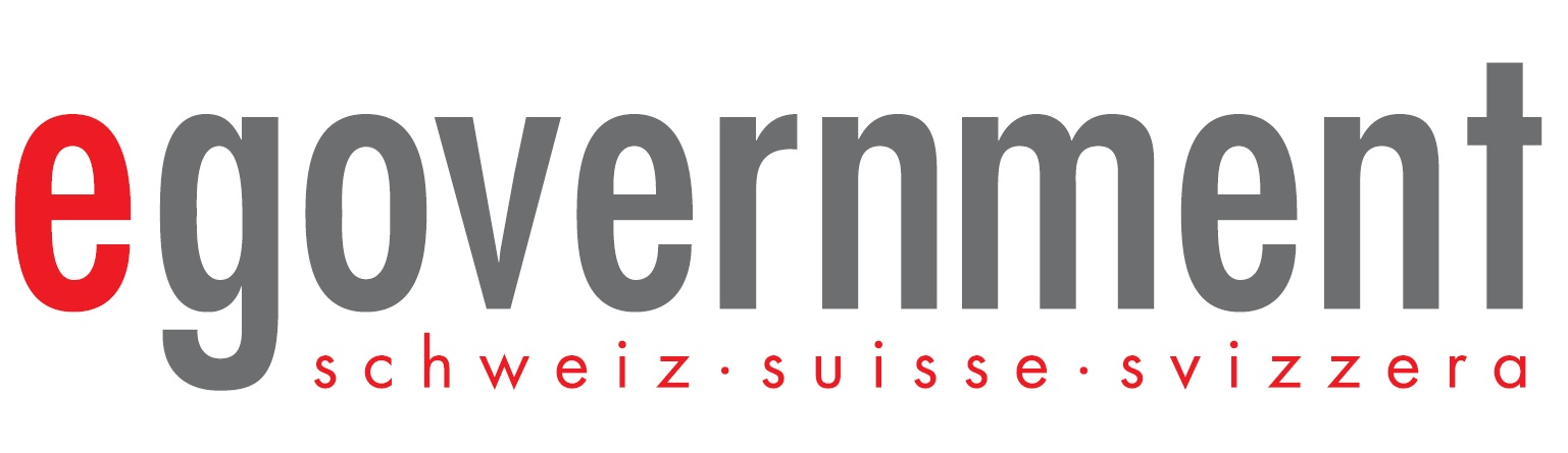 Logo E-Government Schweiz