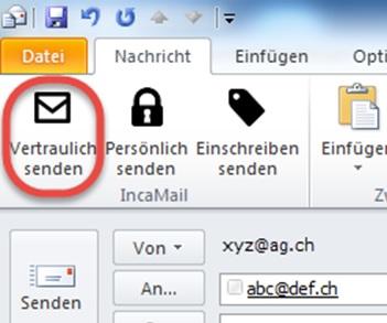 Secure Mail Aargau