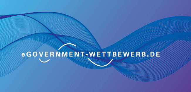 Logo eGovernment-Wettbewerb