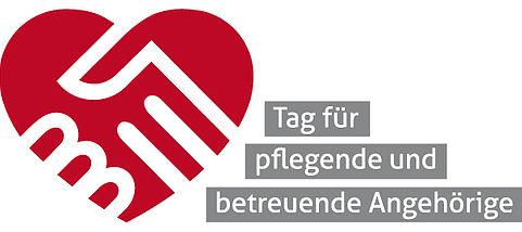 Logo Tag für pflegende und betreuende Angehörige