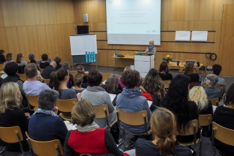 Netzwerkanlass Elternbildung im Buchenhof