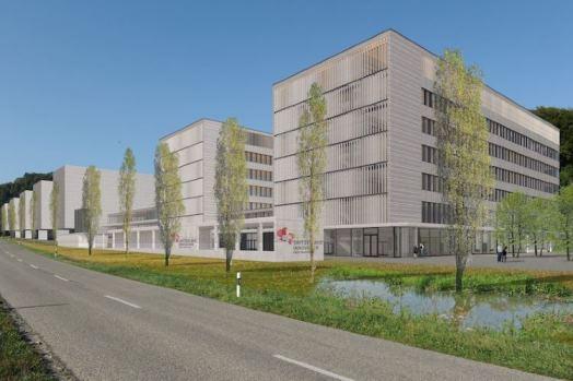 Gebäude Park Innovaare