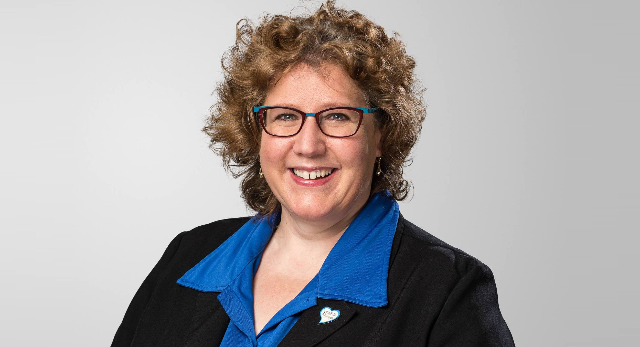 Bernadette Klauenbösch, Berufsbildnerin der Hotel-Kommunikationsfachleute im Hotel Bären in Suhr. Foto: zVg.